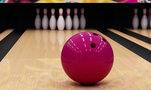 Bowlarama: Ten-Pin Bowling for One ($7), Two ($14), Six ($42) or Ten People ($70) at Bowlarama (Up to $150 Value)