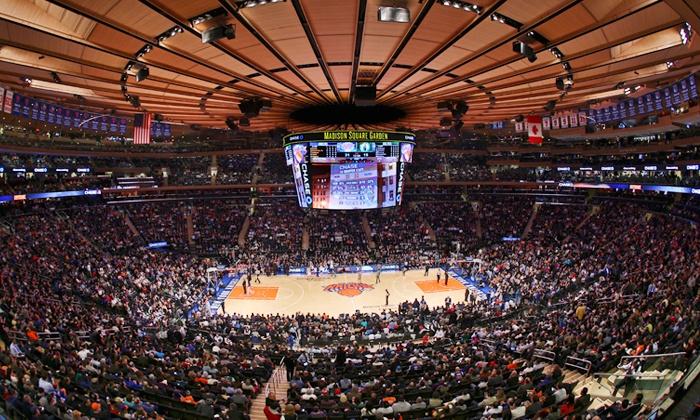 New York Knicks  - Madison Square Garden: New York Knicks Preseason Game on October 12 or 16