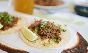 Taqueria Las Mexicanas: Mexican Food for Takeout or Dine-In Burrito Meal at Taqueria Las Mexicanas (Up to 52% Off). 3 Options Available