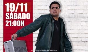 """Fernanda Produções: Stand-up comedy """"Sem Maldade"""" com Dihh Lopes– Teatro Omni Corinthians: 1 ou 2 ingressos para 19/11, às 21h"""