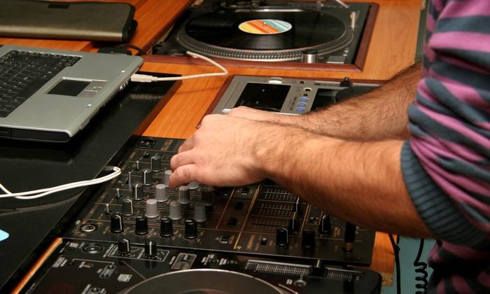 Austin's Best DJs - Austin: Four-Hour DJ Package or Five-Hour Wedding DJ Package from Austin's Best DJs (Up to 50% Off)