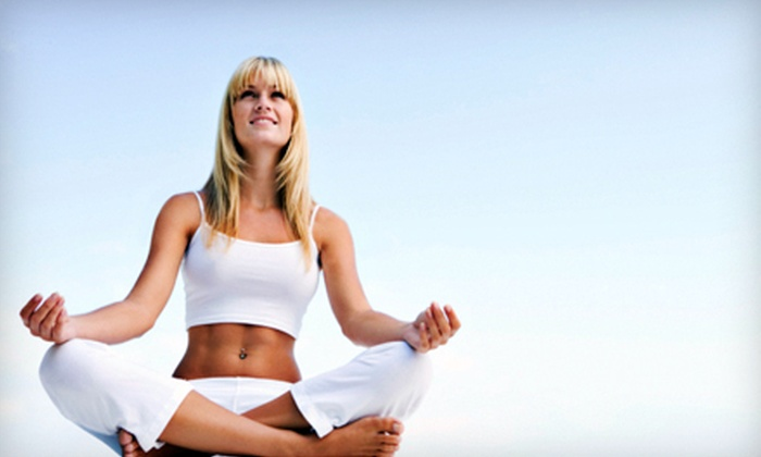 Yoga Yoga - Newhall: 10, 20, or 30 Classes at Yoga Yoga (Up to 84% Off)
