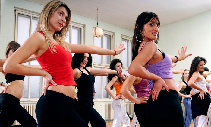 Zumba Fitness New Jersey - Multiple Locations: Five or Ten Classes at Zumba Fitness New Jersey (Up to 66% Off)