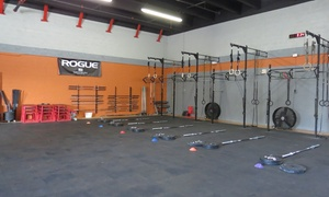 Crossfit Rebar: One Month of Unlimited CrossFit Classes from Crossfit Rebar (61% Off)