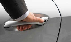 EZ Park: Three Days of Parking at St. Louis Airport, Valid Any Day or Friday–Sunday from EZ Park (38% Off)