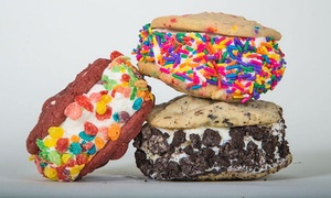 The Baked Bear -Carmel Mountain: $12 for Four Vouchers for Ice Cream at The Baked Bear - Carmel Mountain ($20 Value)