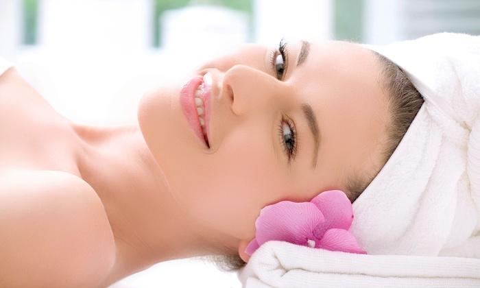 Vita Revive - Vita Revive: Oxygen Facial and Hand Treatment, or a Fusion Massage and Infrared-Sauna Session at Vita Revive (Half Off)