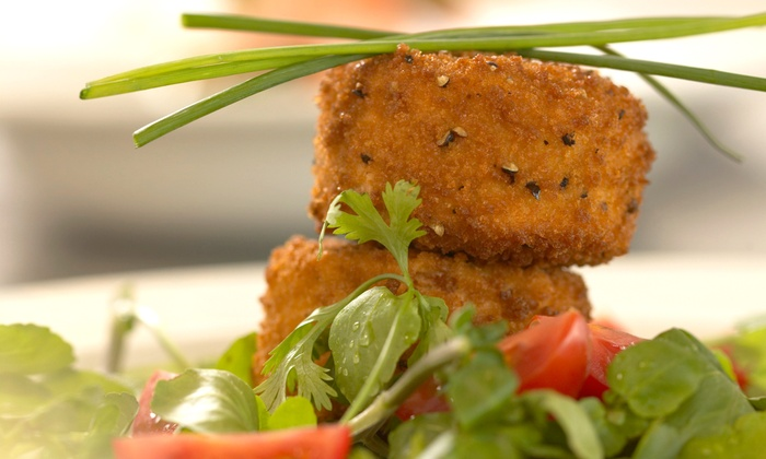Peppercorn Cafe - East Patchogue: $15 for $30 Worth of Crab Cakes, Baked Clams, Seafood, and Steak at Peppercorn Cafe
