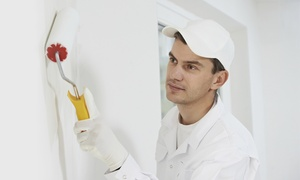 Advanta Construction: Interior Painting with Prep Work for One, Two, Three, or Four Rooms from Advanta Construction (Up to 68% Off)