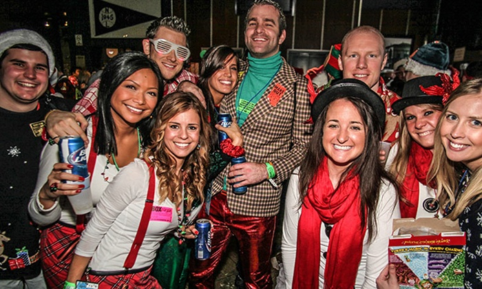 "Pour Some 80s On Me Pub Crawl - MB Financial Park: ""Pour Some 80s On Me"" Pub Crawl at MB Financial Park on September 6 at 12:30 p.m. (Up to 50% Off)"