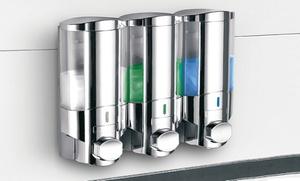 Hotelspa Ultra-luxury Soap/shampoo/lotion Modular-design Shower Dispenser System From $17.99–$24.99