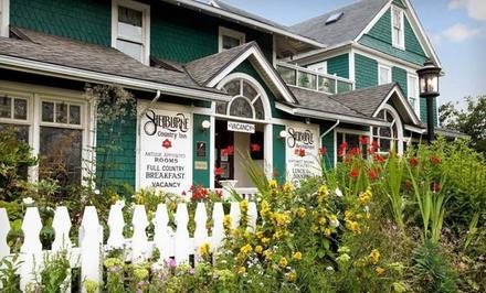 Option 1: Room 2, 3, 4, or 8 - The Shelburne Inn in Seaview