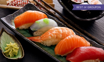 C$28 for C$50 Worth of Sushi and Japanese Cuisine at Koto Sushi Lounge