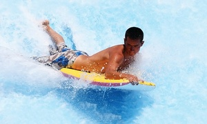 Up to 40% Off Admission to The Wave Waterpark at The Wave Waterpark, plus 6.0% Cash Back from Ebates.