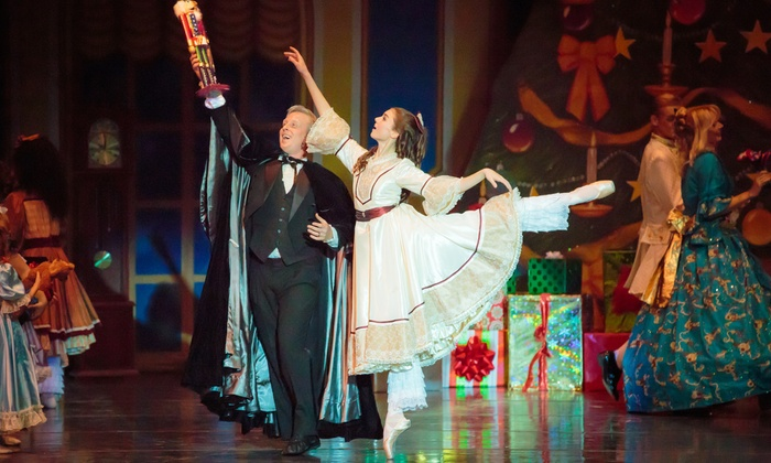 """The Nutcracker"" - Desert Ridge H.S. Performing Arts: Youth American Ballet Company Presents ""The Nutcracker"" on December 12–20"