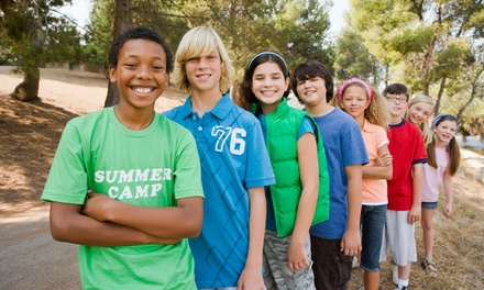 $100 for One-week of summer camp for one at CWT Kids