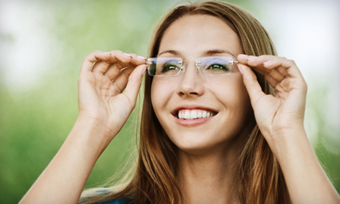 C by Karina - Beverly Hills: $99 for $300 Toward Complete Pair of Prescription Eyeglasses at C by Karina