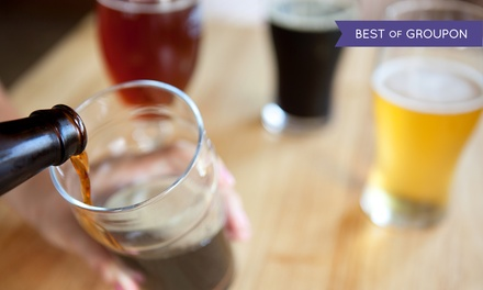Harriet Brewing Company – Up to 44% Off Brewery Tour