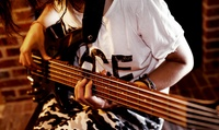 Four Evening Guitar Lessons at Michael Clarke Studio (64% Off)
