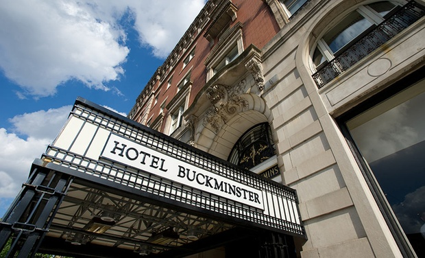 Boston Hotel Buckminster Ma Stay At