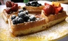 Eggstyle - Katimavik - Hazeldean: $10 for $20 Worth of Café Breakfast or Lunch Food at Eggstyle