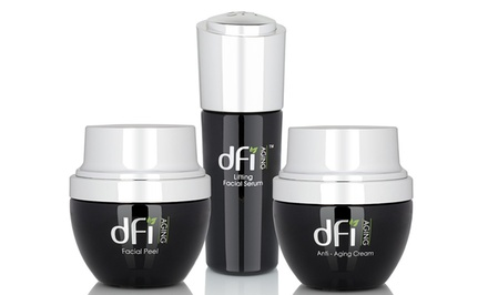 dfi Aging Anti-Aging Cream, Facial Peel, and Lifting Facial Serum