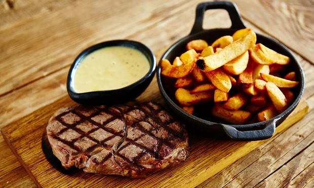 how to cook scotch fillet steak well done