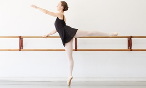 Gulfshore Ballet: One or Two Months of Adult Ballet Classes at Gulfshore Ballet (Up to 67% Off)