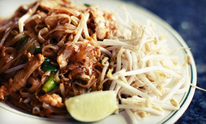 Simply Thai - Chesapeake: $10 for $20 Worth of Thai Fare at Simply Thai in Chesapeake