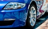 Glass Auto Detail: $45 for an Ultimate Auto Detail for a Car, Truck, or SUV at Glass Auto Detailing ($100 Value)