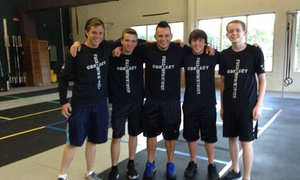 Full Contact Ministries: Eight Weeks of Fitness and Conditioning Classes at Full Contact Ministries (60% Off)