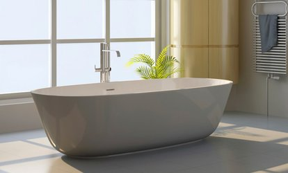image for $299 for Bathtub Resurfacing from Elite Property Improvement ($600 Value)