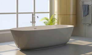 Elite Property Improvement: $299 for Bathtub Resurfacing from Elite Property Improvement ($600 Value)