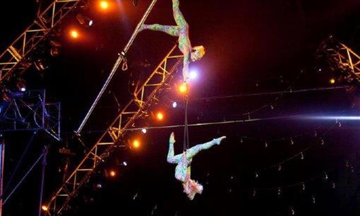 Cirque Musica - Matthew Knight Arena: Cirque Musica at Matthew Knight Arena on Friday, October 4, at 8 p.m. (Up to Half Off)