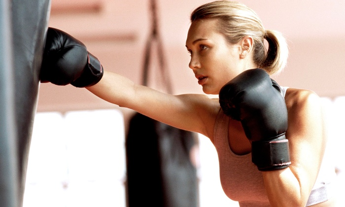 Amerikick Martial Arts - Multiple Locations: 6 or 10 Kickboxing, MMA, or Self-Defense Classes at Amerikick Martial Arts (Up to 73% Off)