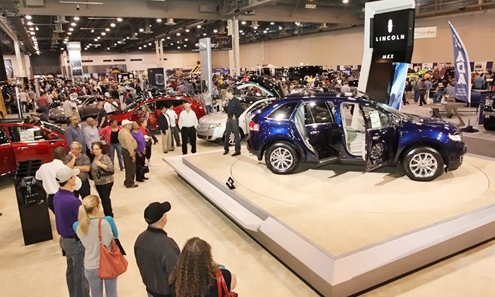 Houston Auto Show - Houston Auto Show: $9 for Admission for One to Houston Auto Show on January 27–31 ($12 Value)