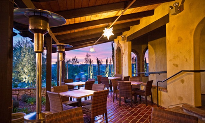 Miramonte Winery - Temecula: VIP Winery Tour with Tastings and Wine-Appreciation Class for One, Two, or Four at Miramonte Winery (Up to 57% Off)