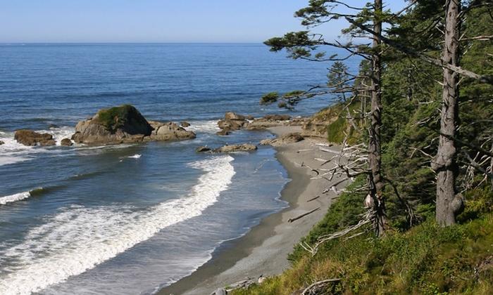 Ocean Shores Inn & Suites - Ocean Shores, WA: 2-Night Stay for Two at Ocean Shores Inn & Suites in Ocean Shores, WA. Combine Up to 6 Nights.