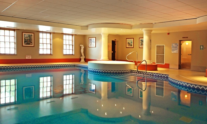 Afternoon Tea for Two or Four with All Day Leisure Club Access