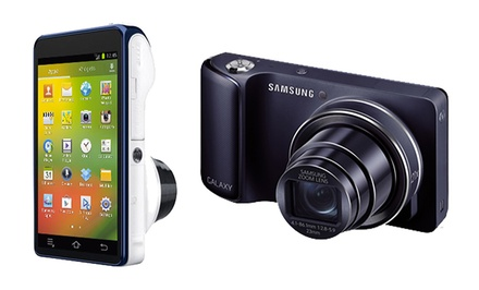 Samsung Galaxy 16.3MP Digital Camera (Refurbished)