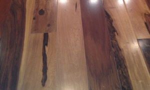 Construction On Time: $75 for $150 Worth of Flooring Services — Costruction On Time LLC