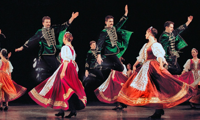 Hungarian State Folk Ensemble - Mayo Performing Arts Center: Hungarian State Folk Ensemble at Mayo Performing Arts Center on Friday, November 15, at 8 p.m. (Up to 48% Off)