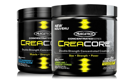 Muscletech CreaCore Creatine Powder Supplement (80 Servings)