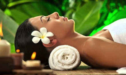 Up to 52% Off Swedish and Deep tissue massage at Andrea's Massage Studio