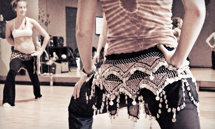 Pussycats Pole Dance - Downtown Scottsdale: 10 or 15 Flirty Fitness Classes or A Date Night Lap Dance Workshop at Pussycats Pole Dance in Scottsdale (Up to 74% Off)