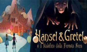 TEATROLANDIA: Hansel & Gretel e il Maleficio della Foresta Nera dal 13 al 15 maggio al Teatro Politeama Genovese(sconto 52%)