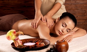 Tao Spa Miami: 60-, 75-, or 90-Minute Swedish or Deep-Tissue Massage Package at Tao Spa Miami (Up to 39% Off)