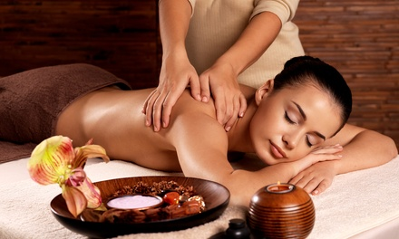 60-, 75-, or 90-Minute Swedish or Deep-Tissue Massage Package at Tao Spa Miami (Up to 39% Off)