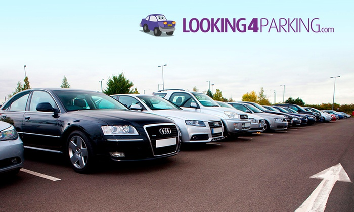 Up to 35 off airport parking looking4parking groupon up to 35 off airport parking m4hsunfo