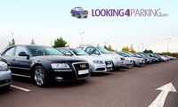 Up to 30% Off Meet & Greet or Up to 30% Off Park & Ride at a Choice of UK Airports and Sea Ports from Looking4Parking